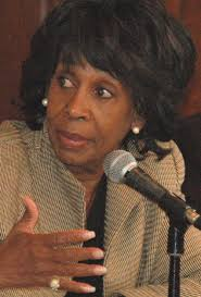 Maxine Waters Hip Hop