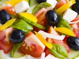 Greek salad. Source: Google