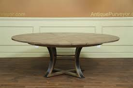jupe table transitional jupe table with hammered iron gray oak