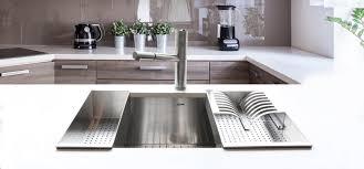 Oaks Kitchen  Bath Ltd  Quality European Kitchen Sinks  Faucets - Foster kitchen sinks