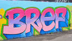 BREF | BREF graff at Dean Lane skate park | Facade street art from ...