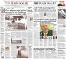 Charles Apple » Blog Archive » Cleveland's Plain Dealer launches ...