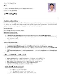 Free Resume   CV Templates Dayjob