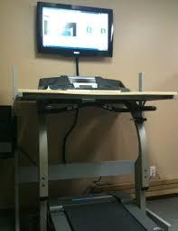 ikea standing desk treadmill home design ideas