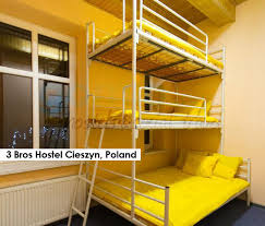 Coolest Bunk Beds 10 Awesome Types Of Bunk Beds At Hostels By Design Top Design