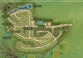 site plan villagio
