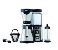 black friday home depot music lights amazon com ninja coffee bar brewer thermal carafe cf086