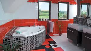red and black bathroom ideas interesting black and red bathroom