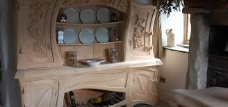 carved wood design bespoke kitchens kitchen planners in
