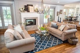 Fixer Upper Living Room Wall Decor Hgtv Living Rooms Ideas 13 Ways To Make A Small Living Room Look
