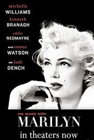 MY WEEK WITH MARILYN 2011