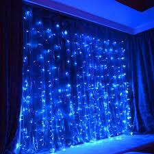 Blue Led String Lights fefelightup blue led party lights 9 8ft 9 8ft 304 leds lights