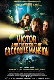 La casa de los cocodrilos (Victor and the Secret of Crocodile Mansion)