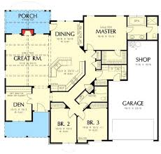 2000 sq ft single story house plans house plans