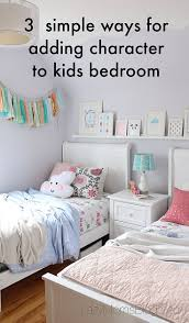 Easy Bedroom Ideas For A Teenager 25 Best Simple Girls Bedroom Ideas On Pinterest Small Girls