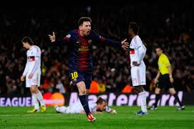pertandingan Barcelona vs AC Milan