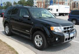 2008 ford escape hybrid information and photos momentcar