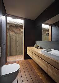 Modern Grey Bathroom Ideas Best 25 Wooden Bathroom Ideas On Pinterest Hotel Bathroom