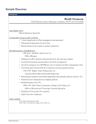 Resume Examples Retail Manager by Sample Resume For Retail Store Manager Retail Store Resume Sales