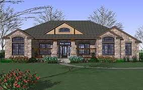 Hip Roof Ranch House Plans Ranch House Plans E Architectural Design Page 2