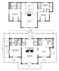 100 log home plans with open floor plans log home plan