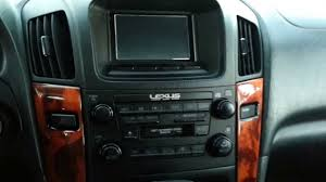 app para lexus android tablet installed in a 2000 lexus rx300 redux youtube
