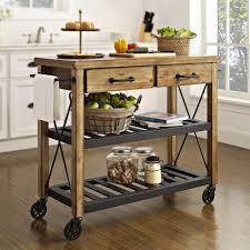 kitchen u0026 dining wheel or without wheel kitchen island cart