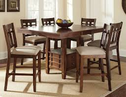 Kitchen Table Bar Style Round Dining Table With Leaf Style Babytimeexpo Furniture