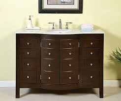 Modern Walnut Bathroom Vanity by Best 48 Inch Bathroom Vanity Reviews U0026 Guide 2016