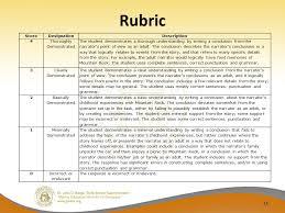tok essay rubric   Police naturewriter us