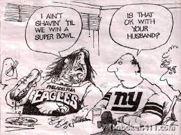 Eagles Super Bowl Cartoon
