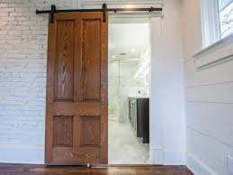 Home Depot Interior Door Installation Cost How To Install Barn Doors Diy Network Blog Made Remade Diy