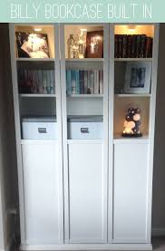 Ikea Bookshelves Built In by 130 Best Ikea Hacks Images On Pinterest Ikea Ideas Home And