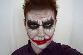 Halloween Makeup Application by The Joker Heath Ledger Dark Knight Version Halloween Makeup