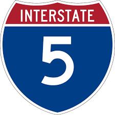 US Interstate 5