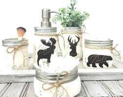 Moose Bathroom Accessories by Country Bathroom Sets U2013 Travel2china Us