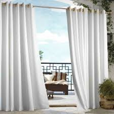 108 Inch Long Blackout Curtains by Amazon Com Outdoor Decor Gazebo Grommet Outdoor Curtain Panel