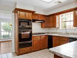 kitchen appliance kitchen counter lighting options dark wood