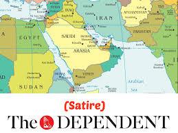 Pakistan On The Map Pakistan Qatar Sign Mou On How To Pretend Neighbourhood Isn U0027t