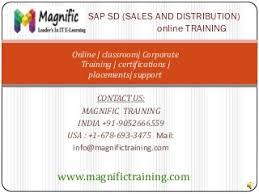 sap sales and distribution sd online training LinkedIn