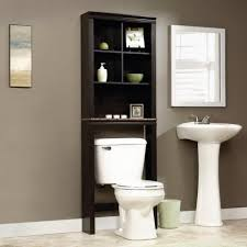 household items appliances sauder peppercorn etagere bath
