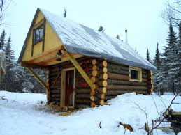 Cheap Hunting Cabin Ideas Cozy Log Cabin How I Built It For Less Than 500 Youtube