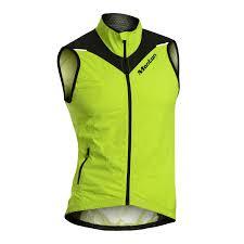 reflective bike jacket monton sleeveless windproof and waterproof reflective cycling vest
