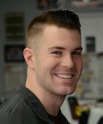 Trimmed Hairstyles For Men by 40 Different Military Haircuts For Any Guy To Choose From