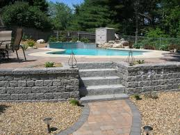 patios and pools ever green yards u0026 stonescapes