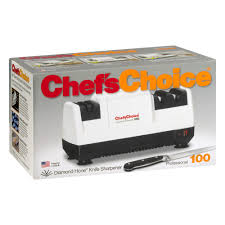 Where Can I Get My Kitchen Knives Sharpened Chef U0027s Choice Diamond Hone 3 Stage Electric Knife Sharpener