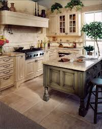 Antiqued Kitchen Cabinets Distressed Kitchen Cabinets In Antique Series Hupehome