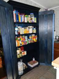 ana white simplest armoire as kitchen pantry diy projects