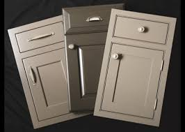 Enamel Kitchen Cabinets by Taupe Kitchen Cabinets Taupe Brushed Gray Glaze Kitchen