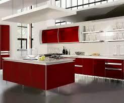 modern kitchen design ideas white kitchen cabinets black granite